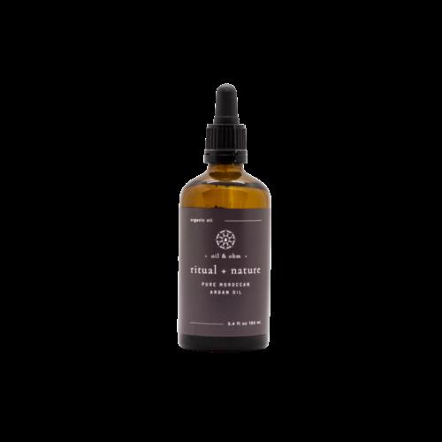 Oil & Ohm - Body Oils voor Body en Mind Argan Bodyoil 100 ml
