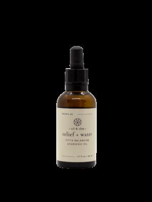 Oil & Ohm - Body Oils voor Body en Mind Pitta Bodyoil 50 ml