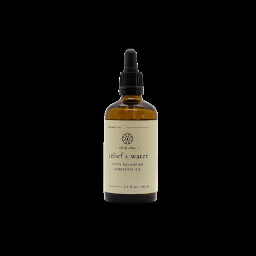 Oil & Ohm - Body Oils voor Body en Mind Pitta Bodyoil 100 ml