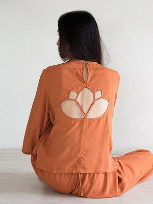 Inti Yoga Studio - Yoga en Lounge Kleding Mantra Top Maple