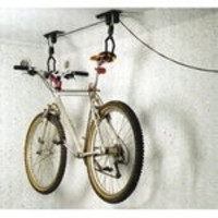 Fietsenlift, fietslift voor aan het plafond