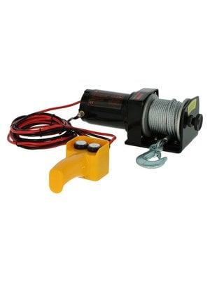 Kibani Elektrische Kibani lier 12 volt met een maximale trekkracht van 1000kg.