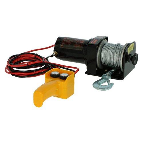 Kibani Elektrische Kibani lier 12 volt met een maximale trekkracht van 907kg.