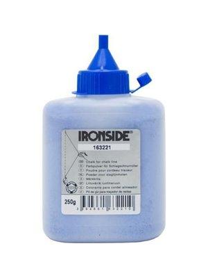 Ironside Ironside slaglijnmolen poeder blauw 250 g