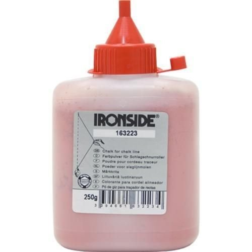 Ironside Ironside slaglijnmolen poeder rood 250 g