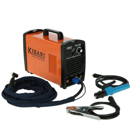 Kibani TIG-MMA lasapparaat 200 Amp