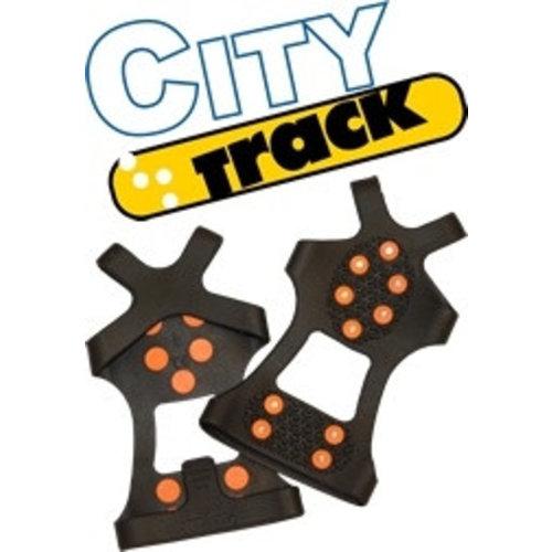Import City Track:  overtrekschoenen - anti slip, maat 39-46