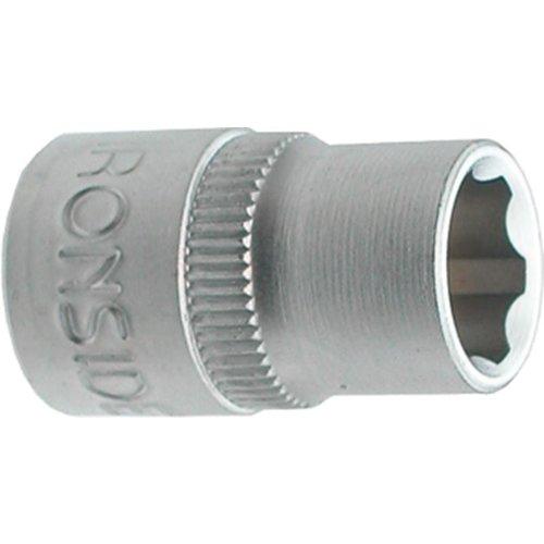 """Ironside Ironside dopsleutel 18mm zeskant, met 3/8"""" aansluiting"""