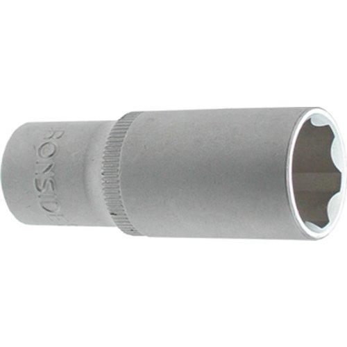 "Ironside Ironside dopsleutel 6mm zeskant, met 1/4"" aansluiting, Verlengd"