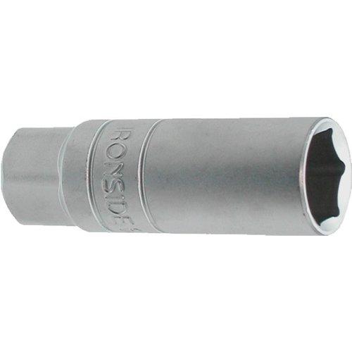 """Ironside Ironside bougie-dopsleutel 16mm zeskant, met 3/8"""" aansluiting"""