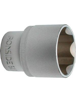 """Ironside Ironside dopsleutel 22mm zeskant, met 1/2"""" aansluiting"""