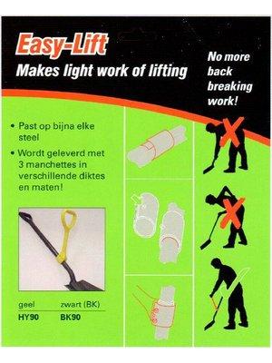 Harold Moore Easy Lift, een extra handgreep voor uw schop, vork of greep, van Harold Moore
