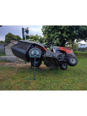Import Lift tot 400 kg voor uw quad, zitmaaier o.i.d..
