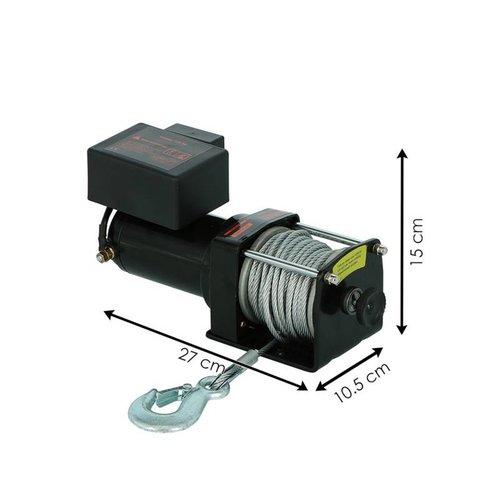 Kibani Elektrische Kibani lier 12 volt , 1361kg met afstandsbediening