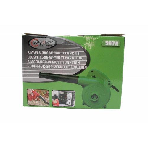 Höfftech Höfftech mini blower bladblazer/zuiger 500W