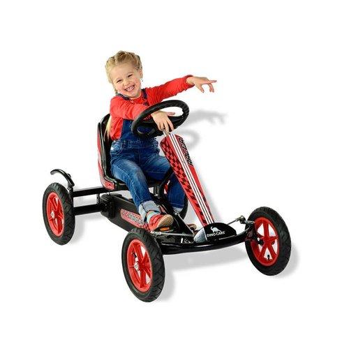 Dino Cars Dino Speedy Racer  BF1 - Zwart / Rood
