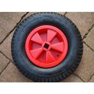 Import Aandrijfwiel 4.80-4.00x8, met vierkant gat 25mm