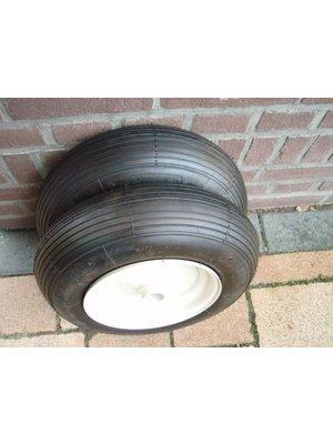 Kings Tire Buitenband 4.00-4 met lijnprofiel