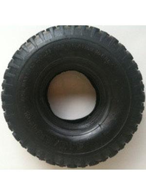 Kings Tire Buitenband 4.00-4 met zigzag-profiel