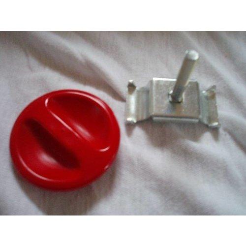 Puky Bevestigingsmateriaal en afdekdop voor skelterzitje (origineel Puky)