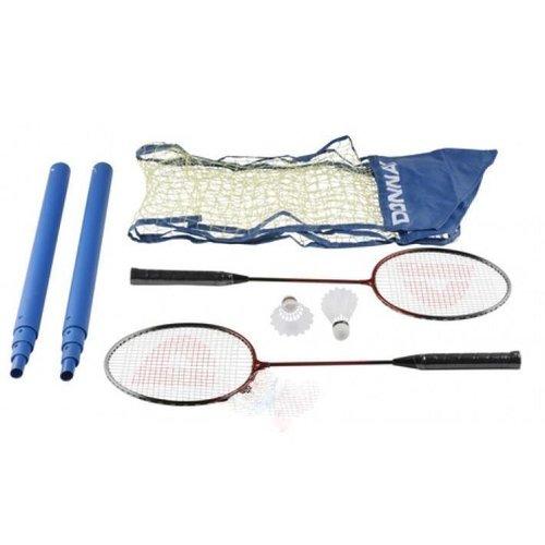 Badminton, tennis en volleybal