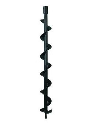 Kibani Grondboor  lengte 80cm. diameter 60mm.