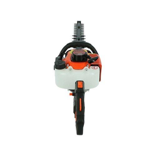 Kibani Kibani® heggenschaar met 22.5 cc 2-takt benzinemotor.