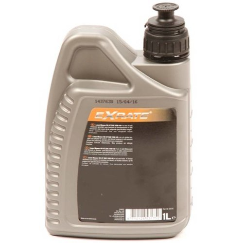 Exrate Exrate 4-takt 15W40 motorolie, flacon van 1 ltr