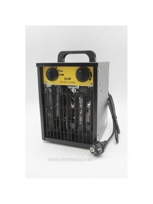 Bellson Werkplaats kachel, heater 2000W