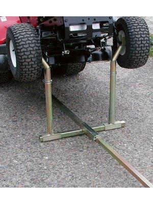 Turfmaster Lift tot 130 kg voor uw quad, zitmaaier o.i.d.