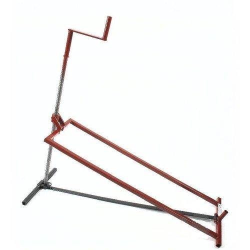 Turfmaster Lift tot 300 kg voor uw quad, zitmaaier o.i.d.