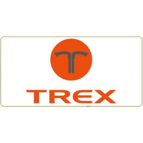 Trex TREX  XTRG42P-A 4 in 1 motormaaier 80cc, maaibreedte 42cm