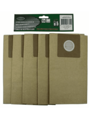 Höfftech Stofzakken voor stofzuiger 12 LTR 5 DLG