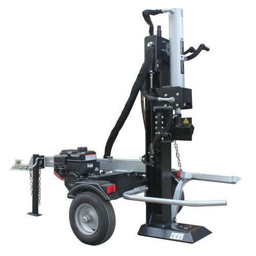 Lazer LAZER XLZLSE22V Hydraulische 22 ton verticale houtkloofmachine, bloklengte 61cm