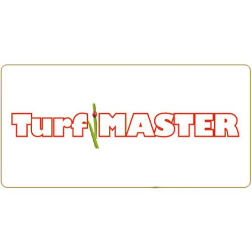Turfmaster TURFMASTER XBIPS36SS Zoutstrooier, duwmodel met hoes en rooster, 36kg