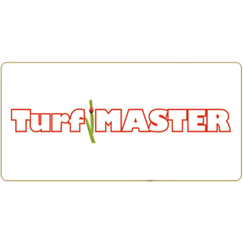 Turfmaster TURFMASTER XBIPCT10BH Aanhangwagen met kunststof kipbak en voetpedaal, 295kg