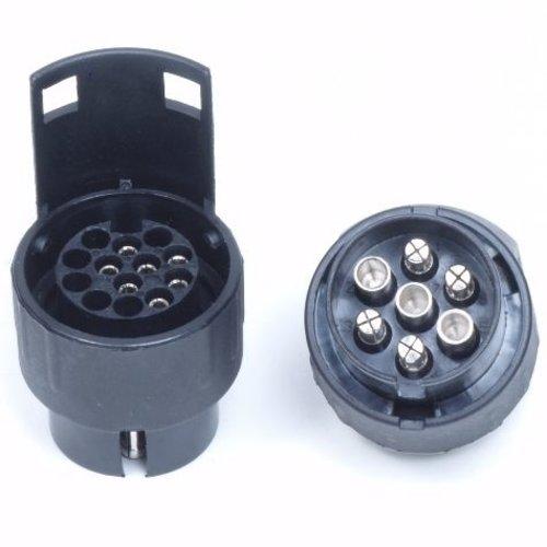 Import Adapter 7-polig naar 13-polig