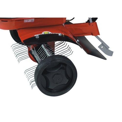 Lazer Verticuteer-set voor LAZER minifrees LAZAPPA  en  LAZAPLO