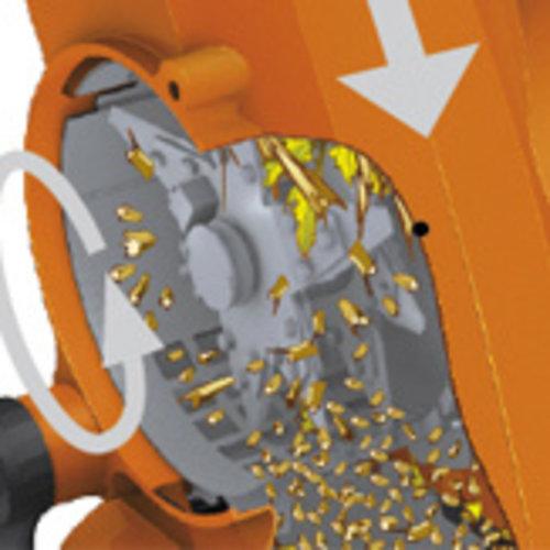 Eliet Eliet NEO 3 elektrische 380V,  3500 W versnipperaar