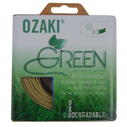 Ozaki MAAIDRAAD ROND 1,6MM Biologisch afbreekbaar