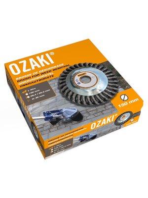 Ozaki Ozaki onkruidborstel 150mm  voor bosmaaier