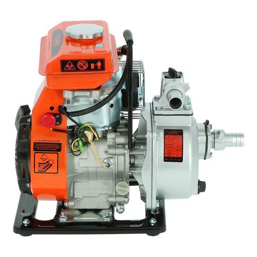 Kibani Kibani benzine waterpomp 8.000 liter p/uur