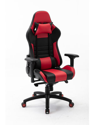 Alora Gamestoel Formula rood/ zwart