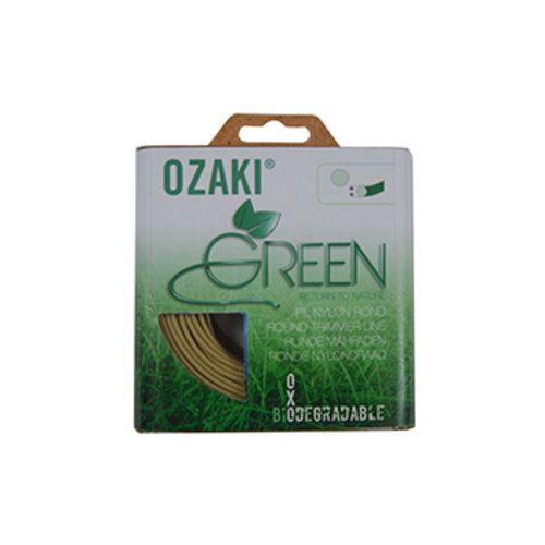 Ozaki Maaidraad Biologisch afbreekbaar OZAKI GREEN, Ø 2.65mm x 12mtr.