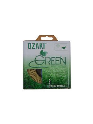 Ozaki Maaidraad Biologisch afbreekbaar OZAKI GREEN, Ø 3.0mm x 10mtr.