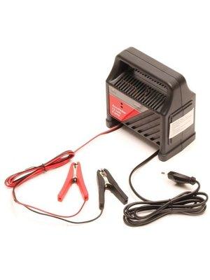 Import Acculader 12 volt, 6 amp.