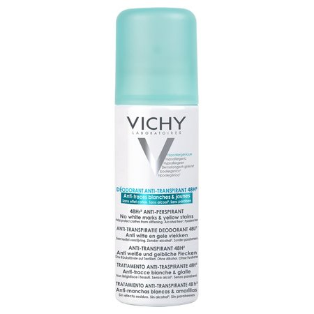 Vichy Vichy Anti-Transpiratie Deodorant Anti-Witte en Gele Vlekken Spray 48 uur