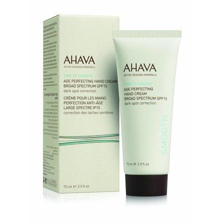 Ahava AHAVA Age Perfecting Hand Cream SPF15