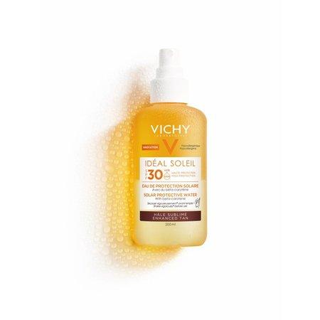 Vichy Vichy Idéal Soleil Zonbeschermend Water SPF 30 Optimale Bruine Teint
