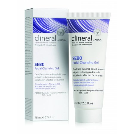 Clineral  SEBO Facial Cleansing Gel